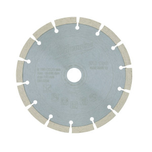 Алмазный диск Milwaukee DU 180 мм (1шт)