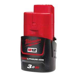 Аккумулятор Milwaukee M12 B3  3.0 Ач 4932451388