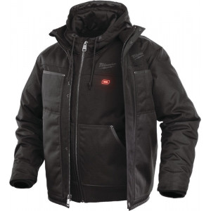 Куртка с подогревом Milwaukee 3-в-1M12 HJ 3IN1-0 (L)