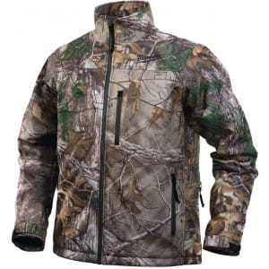 Куртка с электроподогревом Milwaukee M12 HJ CAMO4-0 (S)