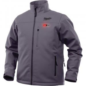 Куртка с электроподогревом Milwaukee M12 HJ GREY3-0 (L)
