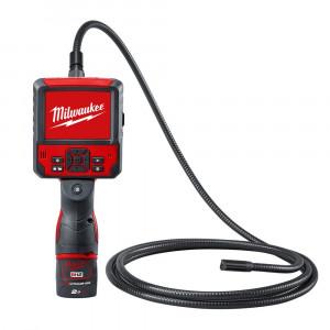 Аккумуляторная инспекционная камера Milwaukee M12 IC AV3-201C