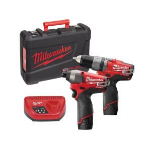 Набор инструментов Milwaukee M12 FUEL PP2A-152C