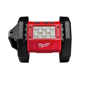 Аккумуляторный фонарь для оcвещения cтройплощадки Milwaukee M18 AL-0