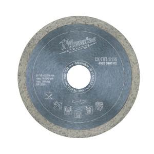 Алмазный диск Milwaukee DHTi 115 мм (1шт)