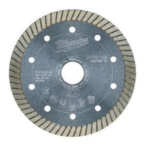 Алмазный диск Milwaukee DHTS 125 мм (1шт) Turbo