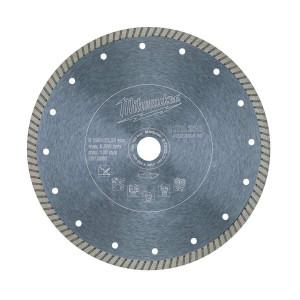Алмазный диск Milwaukee DHTS 230 мм (1шт)
