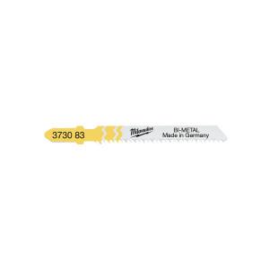 Полотно для резки ламината и  паркетной доски Milwaukee JigBl T101AIF 60 мм/ шаг зуба 1.9 мм