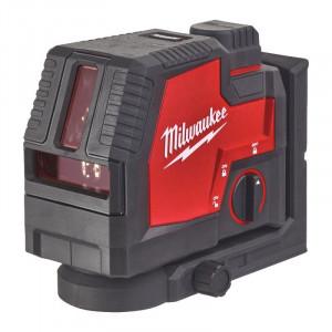 Аккумуляторный лазерный нивелир Milwaukee L4 CLLP-301C