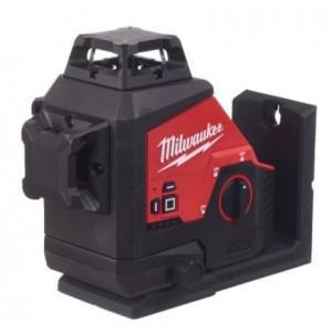 Аккумуляторный лазерный нивелир Milwaukee M12 3PL-0C