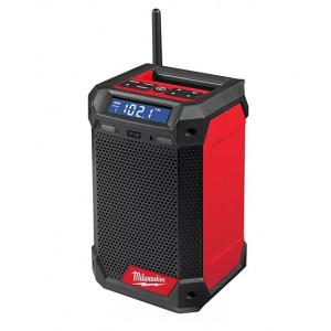 Аккумуляторное радио DAB+/Зарядное устройство Milwaukee M12 RCDAB+