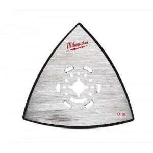 Шлифовальная подошва для мультитул Milwaukee 93 x 93 мм (1шт)