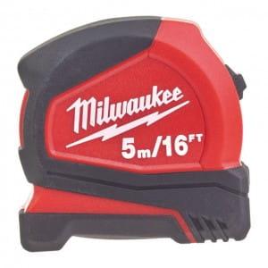 """Рулетка Milwaukee Pro 5м/16"""" x 25 мм"""