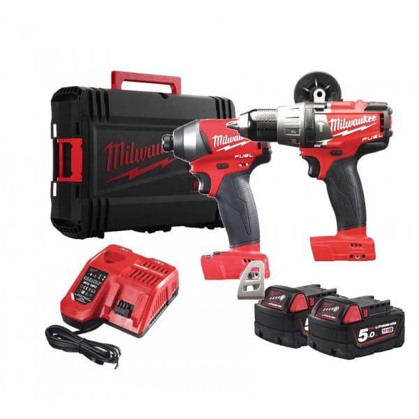 Набор инструментов Milwaukee M18 FPP2A-502X 4933459788 (4933451075)