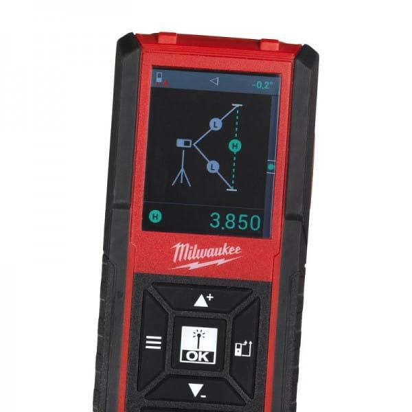 Лазерный дальномер Milwaukee LDM 100