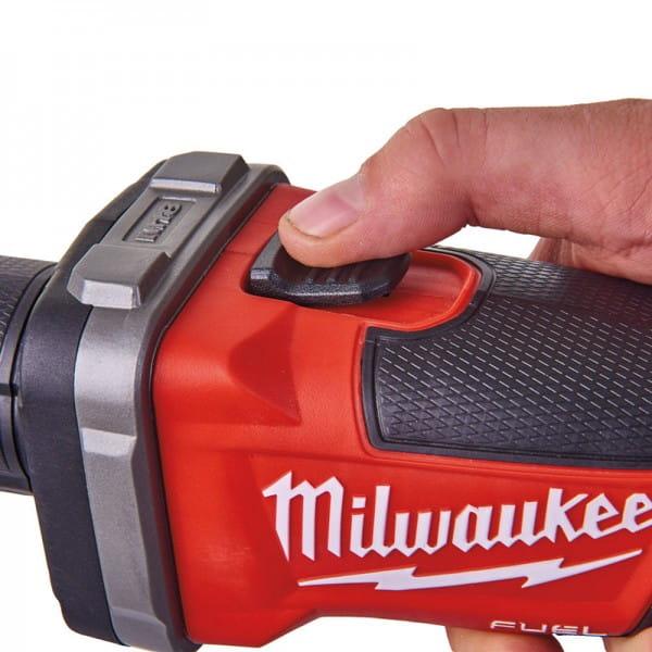 Аккумуляторная прямая шлифовальная машина Milwaukee M18 FDG-0X