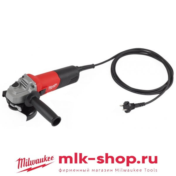 Угловая шлифовальная машина (УШМ, Болгарка) Milwaukee AG 800-125 EK