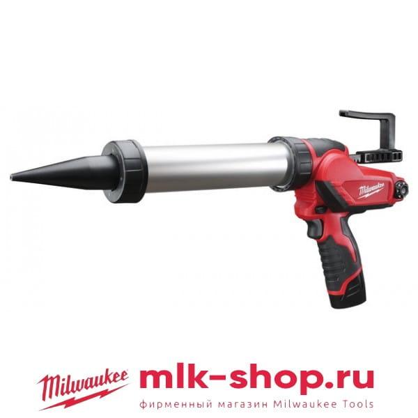 Аккумуляторный клеевой пистолет Milwaukee M12 PCG/400A-201B