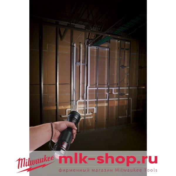 Аккумуляторный светодиодный фонарь Milwaukee M12 MLED-0