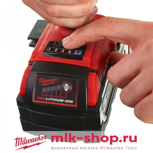 Аккумуляторный импульсный гайковертMilwaukee M18 FUEL ONEIWF12-0X ONE-KEY