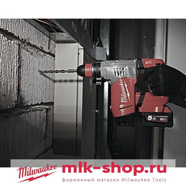 Аккумуляторный перфораторMilwaukee M18 FUEL CHPX-502X