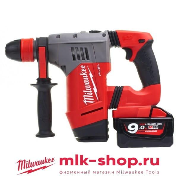 Аккумуляторный перфораторMilwaukee M18 FUEL CHPX-902X
