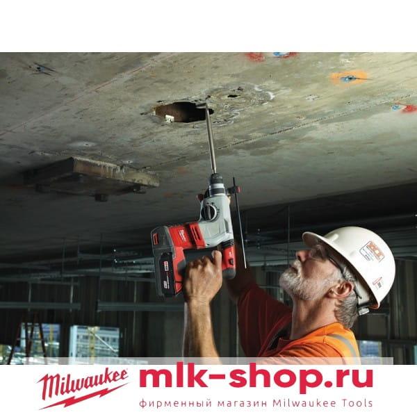 Аккумуляторный перфоратор Milwaukee HD18 H-0C