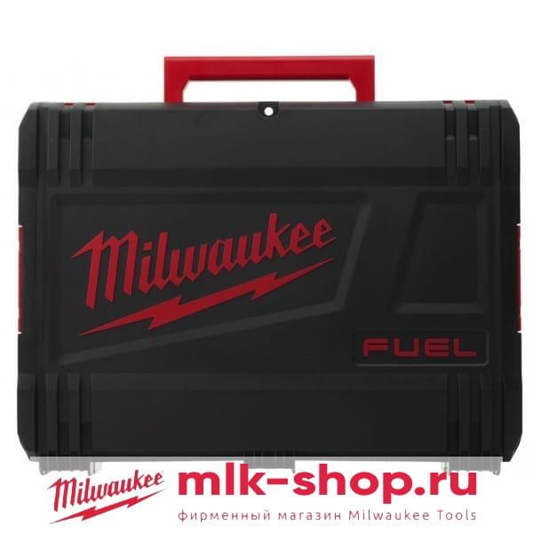 Аккумуляторная угловая шлифовальная машина (УШМ, Болгарка)Milwaukee M18 FUEL CAG125XPDB-502X