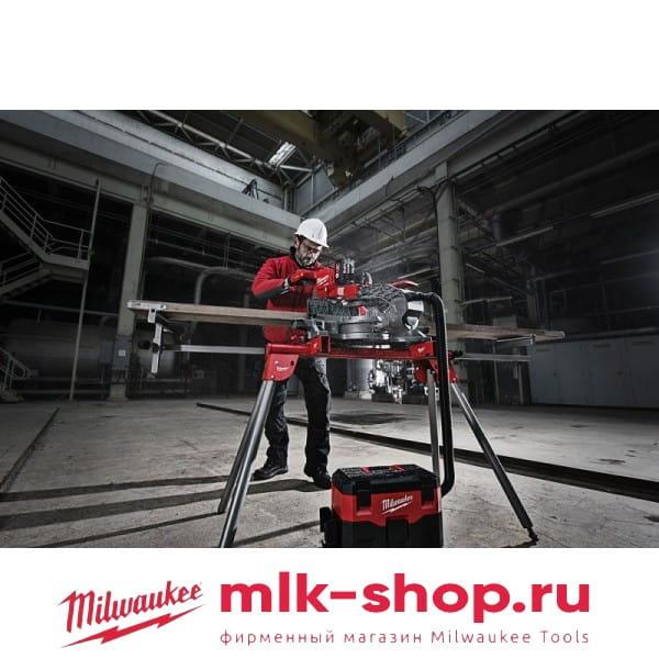 Аккумуляторная торцовочная пилаMilwaukee M18 FUEL FMS254-0