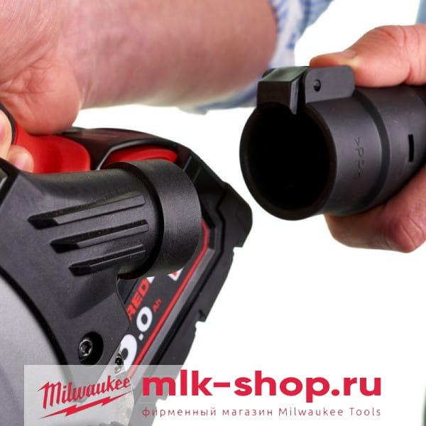 Аккумуляторная циркулярная пилаMilwaukee М18 FUEL CCS66-502X