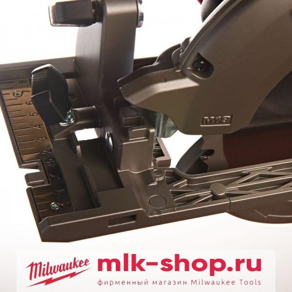 Аккумуляторная циркулярная пилаMilwaukee M18 FUEL CCS55-902X