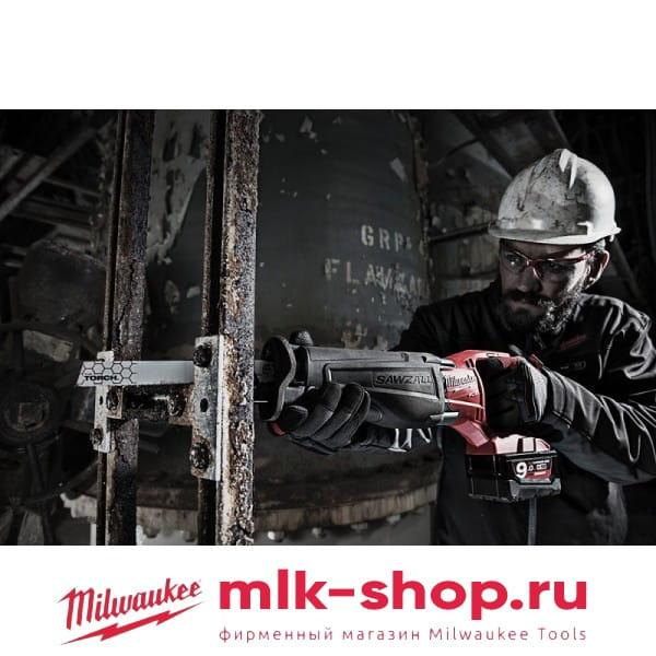 Аккумуляторная сабельная пила Milwaukee М18 FUEL CSX-902X 4933451470
