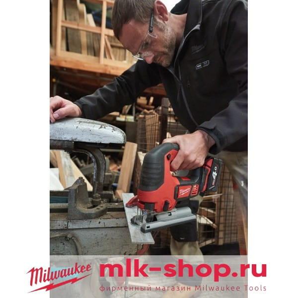 Аккумуляторный лобзик Milwaukee M18 BJS-0