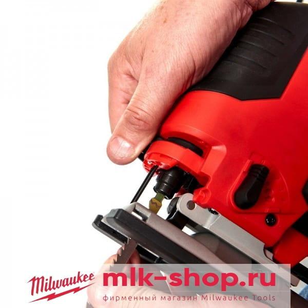 Аккумуляторный лобзик Milwaukee M18 BJS-402C
