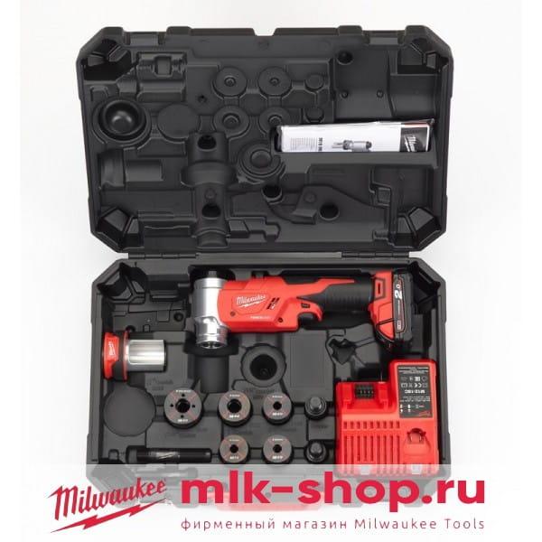 Аккумуляторный гидравлический пробойник FORCE LOGIC Milwaukee M18 HKP-201CA