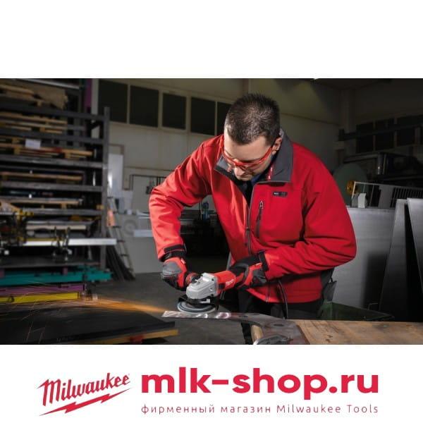Угловая шлифовальная машина (УШМ, Болгарка) Milwaukee AGV 13-125 XE