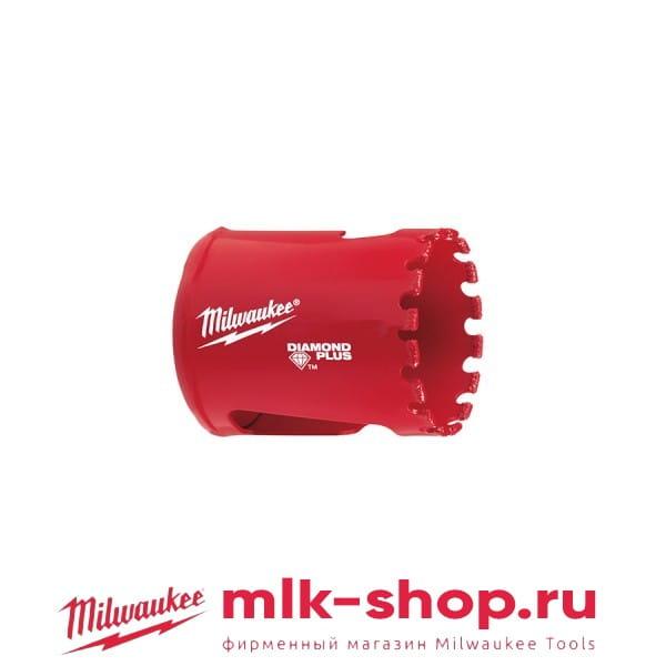 Алмазная коронка Milwaukee Diamond Plus 32 мм (1шт)