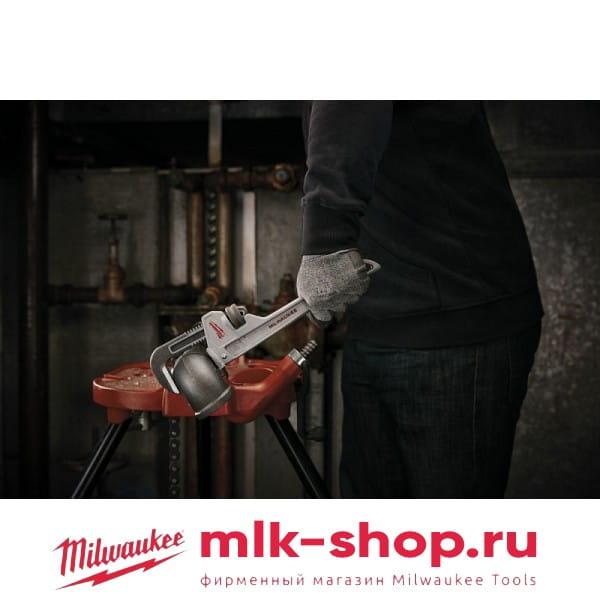 Ключ для труб Milwaukee 300 мм (1шт)