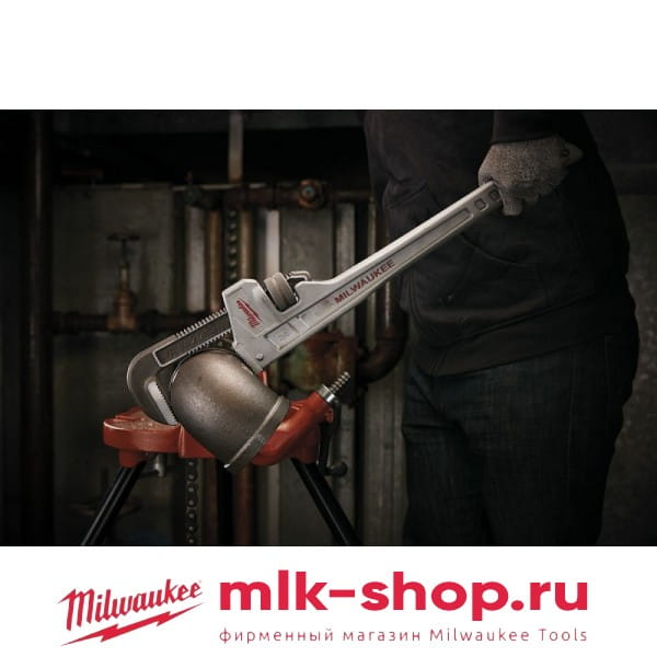 Ключ для труб Milwaukee 600 мм (1шт)