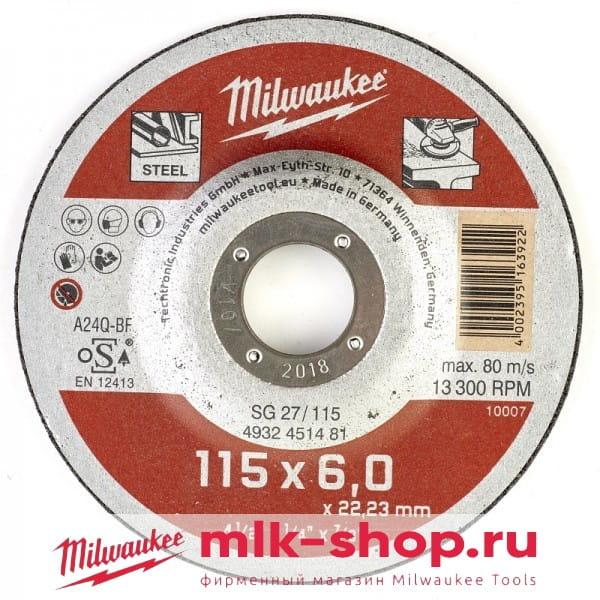 4932451481  в фирменном магазине Milwaukee