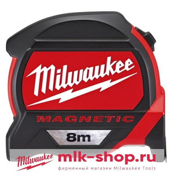 Magnetic Tape Premium 8 м 48227308 в фирменном магазине Milwaukee
