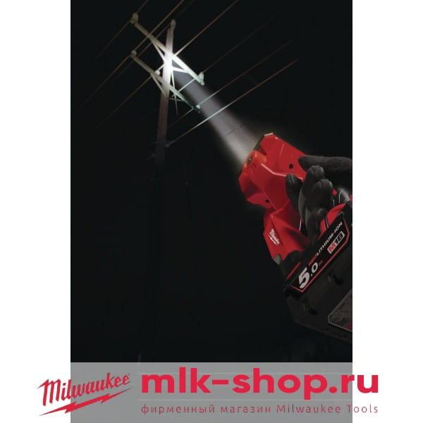 Аккумуляторный фонарь Milwaukee M18 SLED-0
