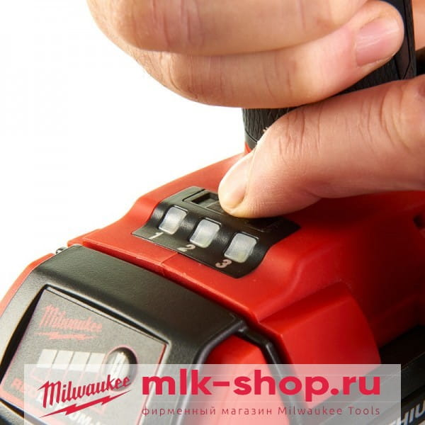 Аккумуляторный импульсный гайковерт Milwaukee M18 FUEL FMTIWF12-0X