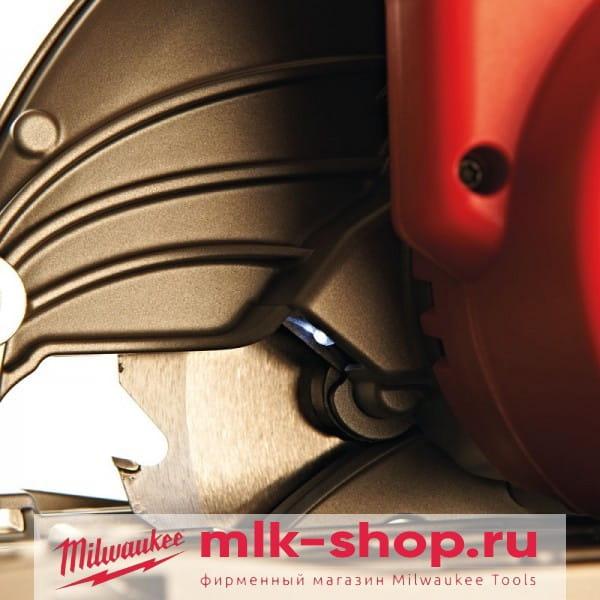 Аккумуляторная циркулярная пила Milwaukee М18 FUEL CCS66-902X