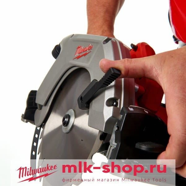 Циркулярная пила Milwaukee CS 85 CBE