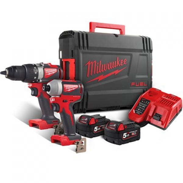 Набор инструментов Milwaukee M18 BLPP2B2-502X