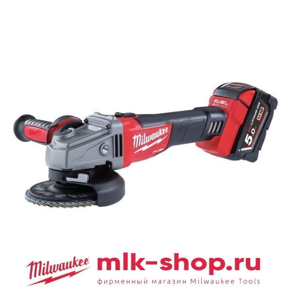 M18 FUEL CAG125X-502X 4933448866 в фирменном магазине Milwaukee