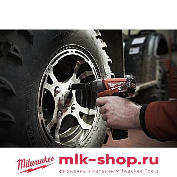 Аккумуляторный импульсный гайковерт Milwaukee M12 FUEL CIW12-202X