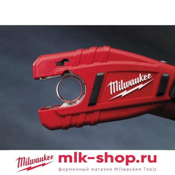 Аккумуляторный труборез для медных труб Milwaukee C12 PC-0