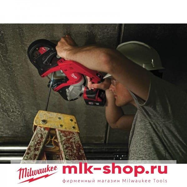 Аккумуляторная ленточная пила Milwaukee HD18 BS-0